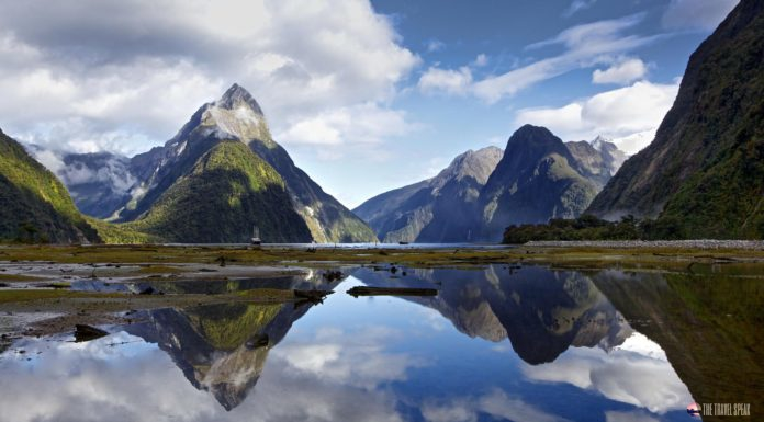 The Travel Speak - New Zealand - Milford Sounds
