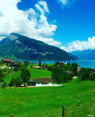 The Travel Speak - Tips for a Well Organized Euro Trip - Switzerland