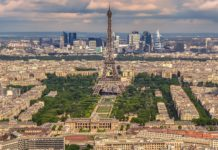 The Travel Speak - Most Romantic Destinations - Paris