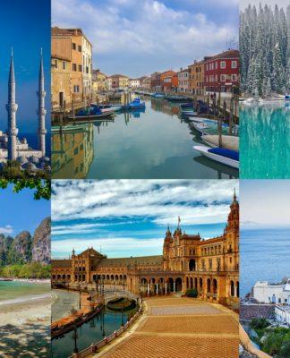 The Travel Speak - Most Romantic Destinations