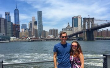 The Travel Speak - Featured Traveler - Paris and Andy