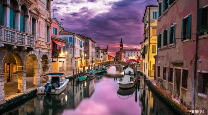 The Travel Speak - 51 Places to visit before you die - Venice