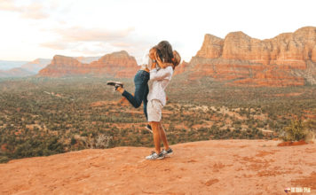 The Travel Speak - Featured Travel Couple - Daisy and Julian