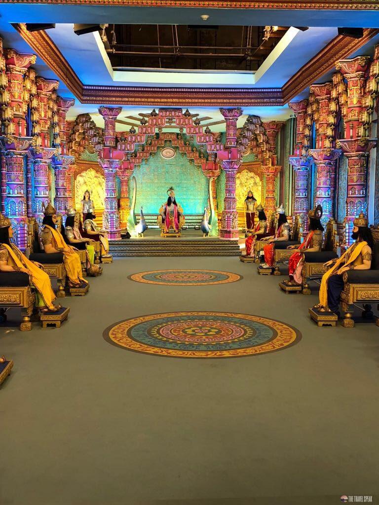 The Travel Speak - Travel Story - Benifer Gandhi - Hyderabad - Ramoji Filcity - 1