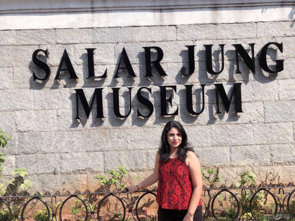 The Travel Speak - Travel Story - Benifer Gandhi - Hyderabad - Salarjung Museum