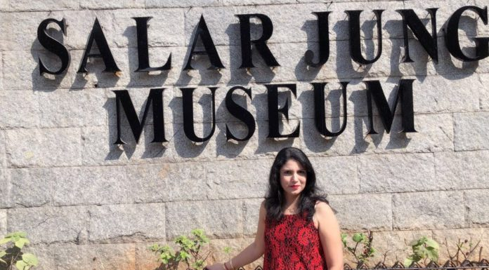 The Travel Speak - Travel Story - Benifer Gandhi - Hyderabad - Salarjung Museum